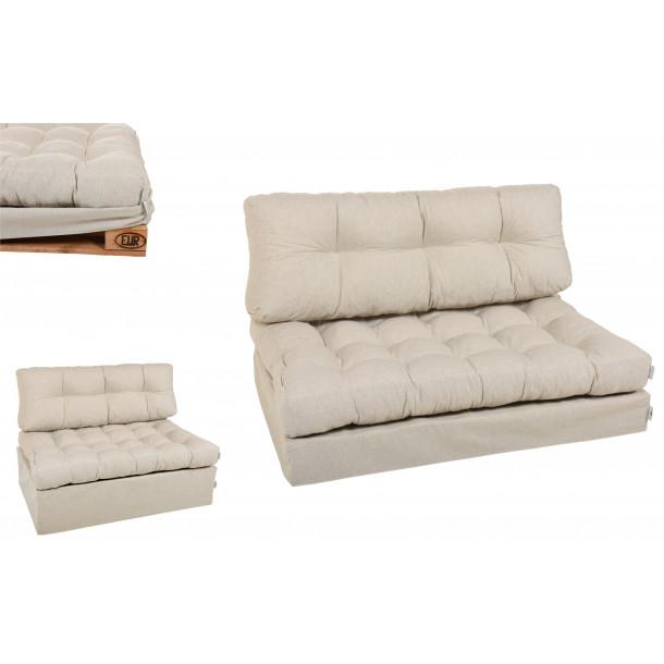 Paletten Husse Indoor Leinen für Paletten-Möbel Palettenkissen