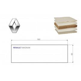 Renault MAGNUM 60x190 cm LKW Matratze Vita-line Extra Plus