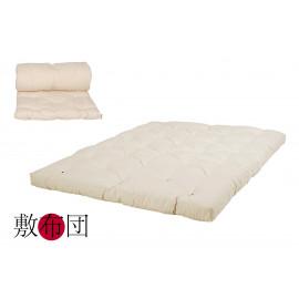 Original Japan Futon 140x200 natur aus 100% Baumwolle