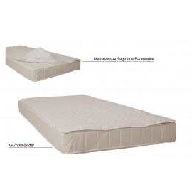 Matratzenschoner, Matratzenauflage, Top Cover aus Baumwolle