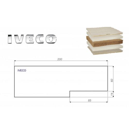 IVECO 60x200 cm LKW Matratze Vita-line Extra Plus