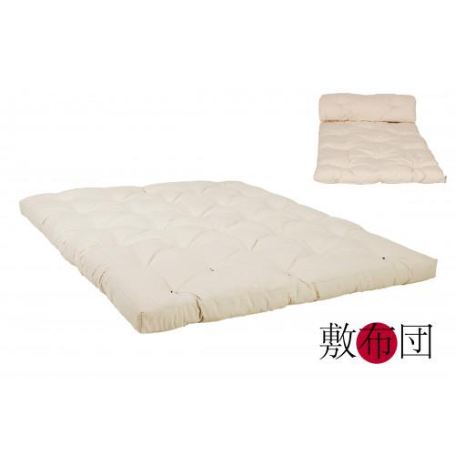 Original Japan Futon 120x200 natur aus 100% Baumwolle