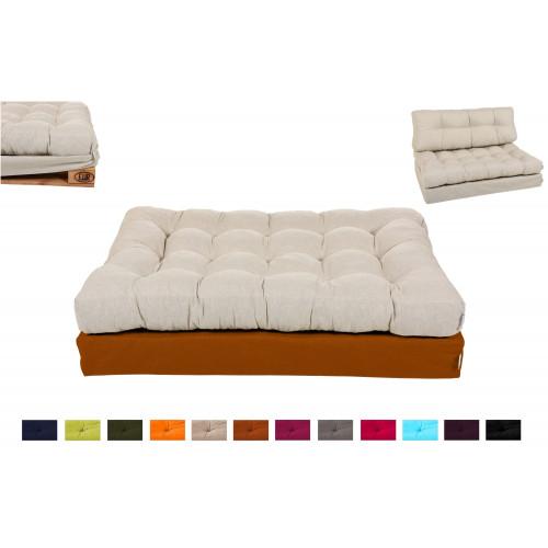 Paletten Husse Indoor Baumwollbezug für Paletten-Möbel / Palettenkissen