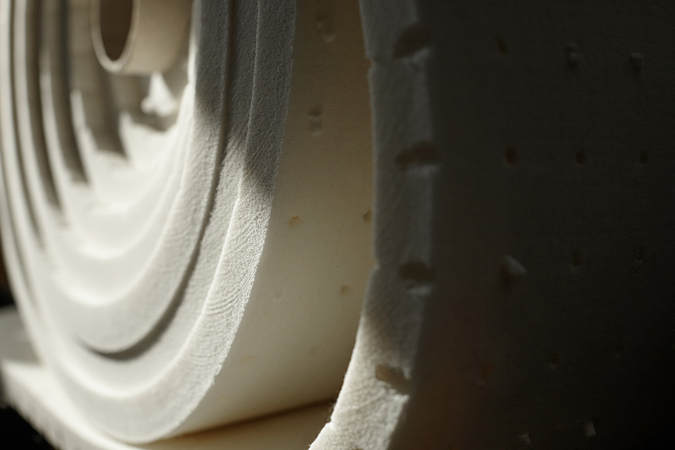 Futon Produktion - erstklassige Materialien